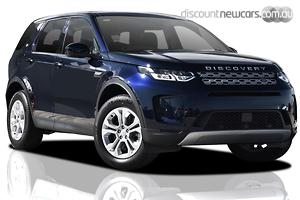 2020 Land Rover Discovery Sport D150 S Auto 4x4 MY20.5