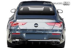 2021 Mercedes-Benz CLA-Class CLA45 AMG S Auto 4MATIC+