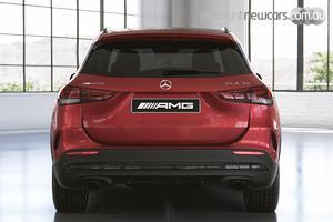 2021 Mercedes-Benz GLA-Class GLA35 AMG Auto 4MATIC