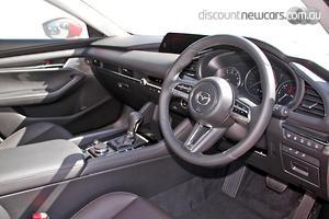 2021 Mazda 3 X20 Astina BP Series Auto