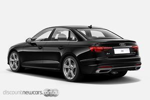 2021 Audi A4 35 TFSI Auto MY21