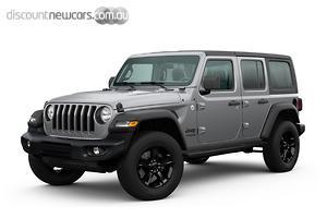 2020 Jeep Wrangler Unlimited Night Eagle Auto 4x4 MY21