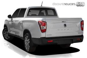 2020 SsangYong Musso Ultimate Plus XLV Auto 4x4 MY20