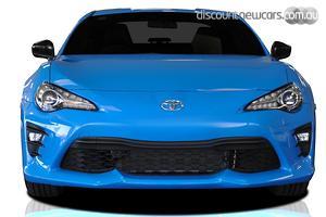 2020 Toyota 86 GTS Apollo Blue Auto