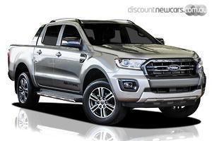 2021 Ford Ranger Wildtrak PX MkIII Auto 4x4 MY21.75 Double Cab