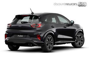 2020 Ford Puma ST-Line JK Auto MY21.25