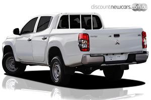 2021 Mitsubishi Triton GLX ADAS MR Manual 4x4 MY21 Double Cab