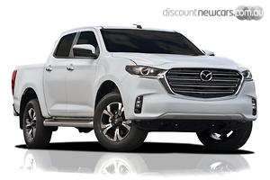 2021 Mazda BT-50 XTR TF Manual 4x4 Dual Cab
