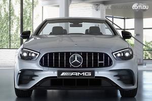 2021 Mercedes-Benz E-Class E53 AMG Auto 4MATIC+