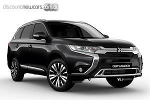 2021 Mitsubishi Outlander LS ZL Auto AWD MY21