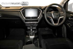 2021 Isuzu D-MAX LS-U Auto 4x4 MY21