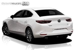 2020 Mazda 3 G20 Evolve BP Series Auto