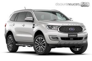 2021 Ford Everest Titanium UA II Auto 4WD MY21.25