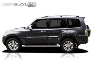 2020 Mitsubishi Pajero Exceed NX Auto 4x4 MY21