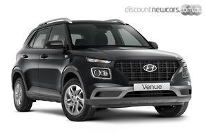 2021 Hyundai Venue Manual MY21