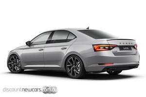 2021 SKODA Superb 206TSI SportLine Auto 4x4 MY21