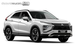 2021 Mitsubishi Eclipse Cross Aspire YB Auto 2WD MY21