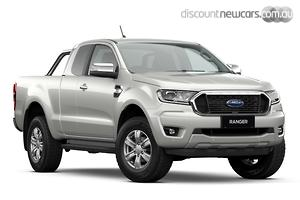 2021 Ford Ranger XLT PX MkIII Auto 4x4 MY21.25 Super Cab