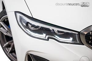 2021 BMW 3 Series M340i xDrive Pure G20 Auto 4WD