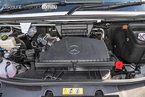 2021 Mercedes-Benz Sprinter 311CDI Medium Wheelbase Auto FWD