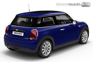 2021 MINI Hatch Cooper Signature Auto