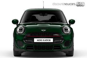 2021 MINI Hatch John Cooper Works Signature Manual
