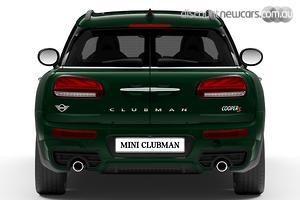 2021 MINI Clubman Cooper S Sport Auto