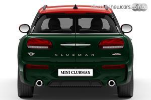 2021 MINI Clubman John Cooper Works Classic Auto ALL4