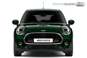 2021 MINI Hatch Cooper Exclusive Manual
