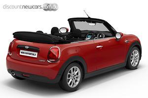 2021 MINI Convertible Cooper Classic Auto