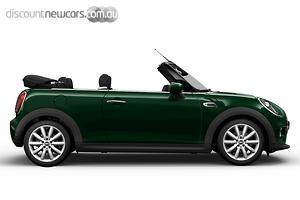 2021 MINI Convertible Cooper Signature Auto