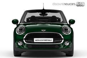 2021 MINI Convertible Cooper Exclusive Auto