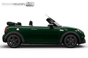 2021 MINI Convertible Cooper S Sport Auto