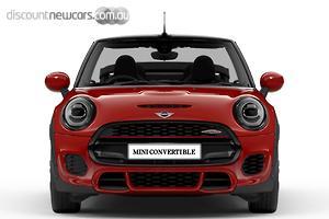 2021 MINI Convertible John Cooper Works Pure Auto