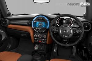 2021 MINI Convertible John Cooper Works Signature Auto