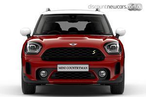 2021 MINI Countryman Cooper SE Classic Auto ALL4