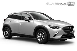 2021 Mazda CX-3 Maxx Sport DK Auto i-ACTIV AWD
