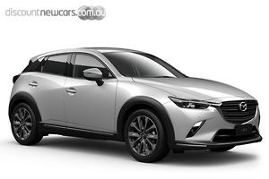 2021 Mazda CX-3 sTouring DK Manual FWD