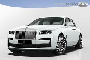 2021 Rolls-Royce Ghost RR21 Auto 4WD MY21