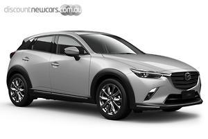 2021 Mazda CX-3 Akari LE DK Auto i-ACTIV AWD
