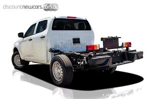 2021 Isuzu D-MAX SX High Ride Auto 4x2 MY21