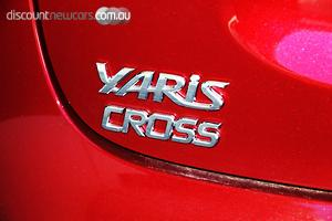 2021 Toyota Yaris Cross Urban Auto AWD