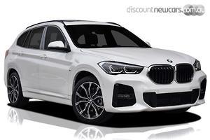 2021 BMW X1 sDrive20i F48 LCI Auto