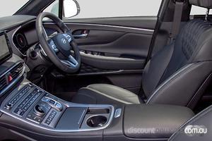 2021 Hyundai Santa Fe Highlander Auto MY21