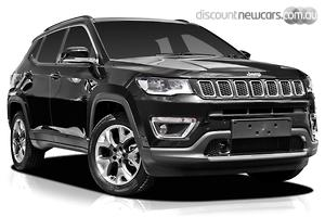 2020 Jeep Compass Limited Auto 4x4 MY20