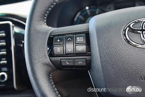 2021 Toyota Hilux Rogue Auto 4x4 Double Cab