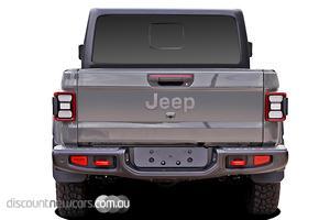 2020 Jeep Gladiator Rubicon Auto 4x4 MY21 Dual Cab