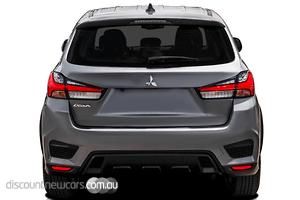 2021 Mitsubishi ASX ES XD Auto 2WD MY21