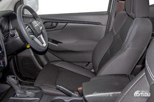 2021 Isuzu D-MAX SX High Ride Auto 4x2 MY21