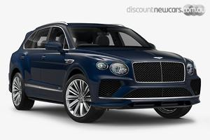 2021 Bentley Bentayga Speed Auto AWD MY21